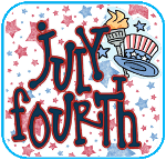 Activities, Printables, Recipies and Crafts for The Fourth of July