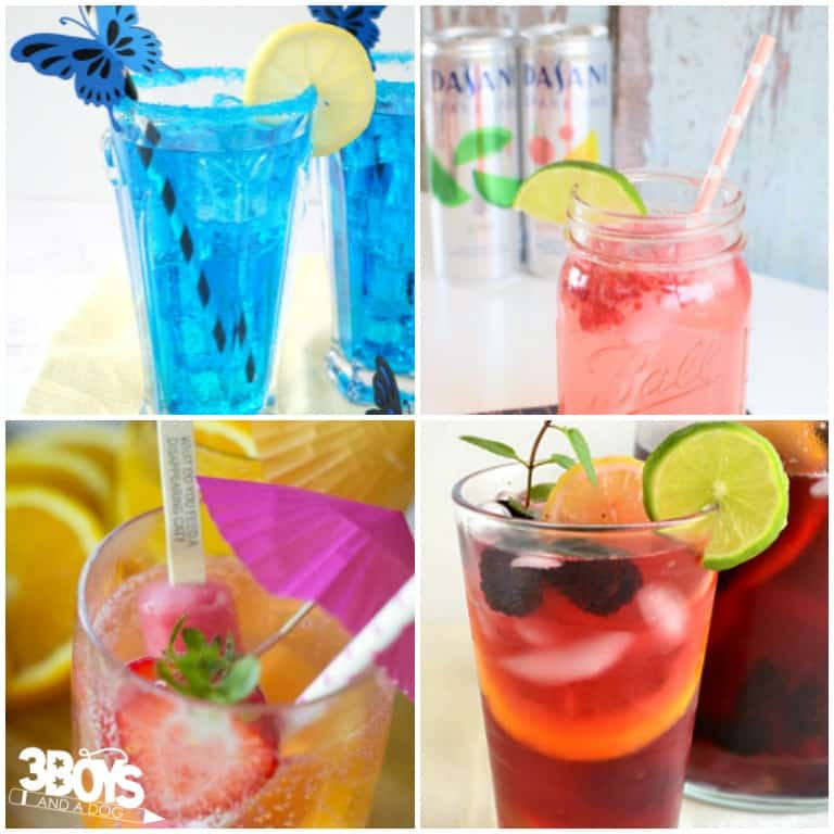 More Than 30 Mocktail Recipes for Kids