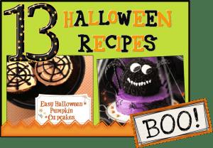 13 Yummy Pinterest Halloween Recipes