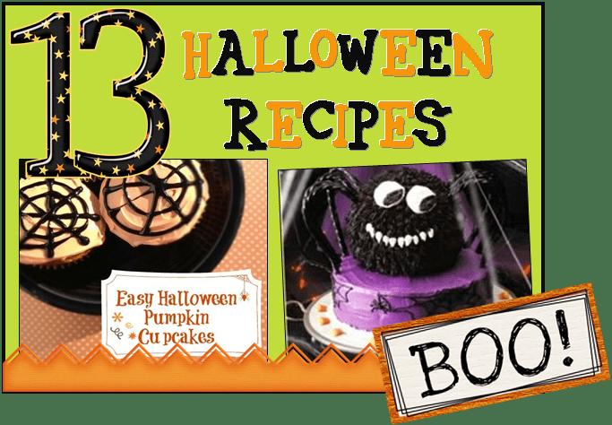 Pinterest Halloween Recipes