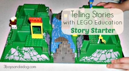Telling Stories with LEGO