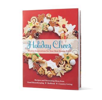 Holiday Cheer Cookbook