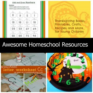Homeschooling on the Cheap: November 7, 2013
