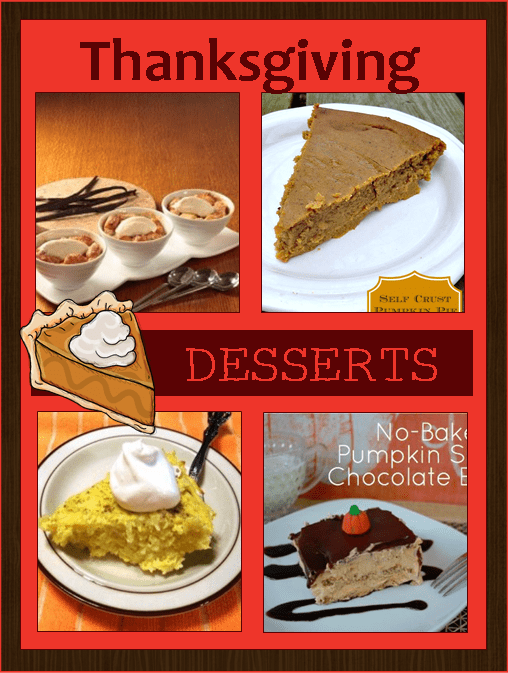 A dozen Thanksgiving perfect pies and other desserts