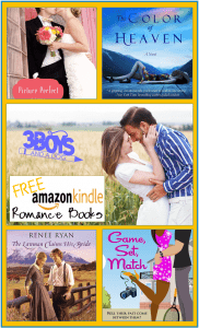 Romance: 10 Free Kindle Books