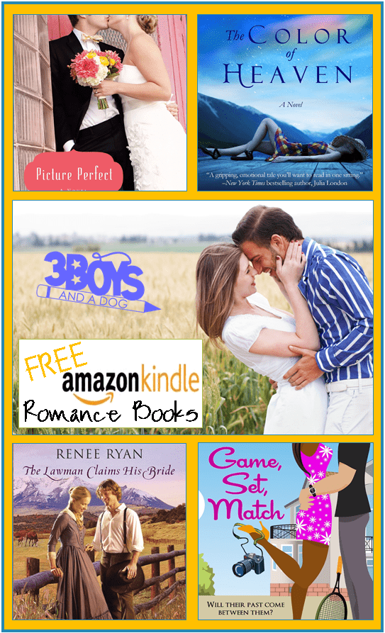 Free Romance Books for Women