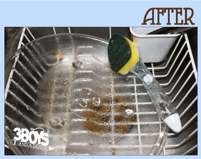 After_Clean Dishes