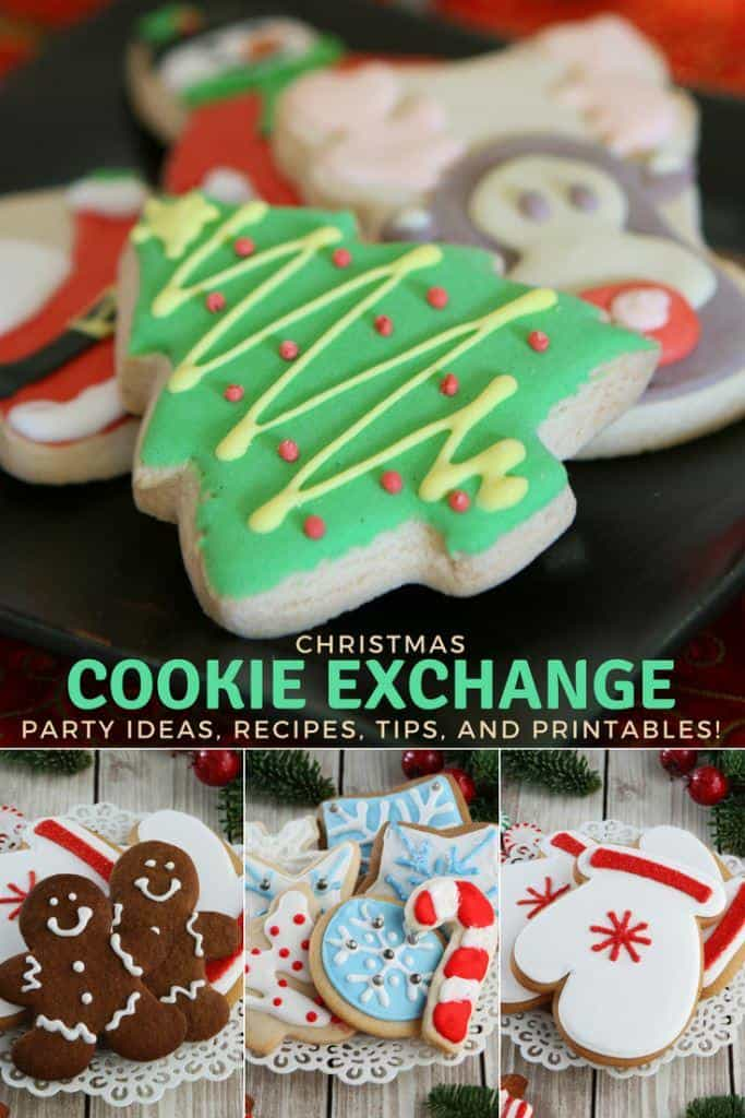Christmas Cookie Exchange Party Ideas