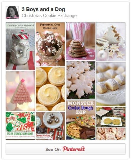 Christmas Cookie Exchange on Pinterest