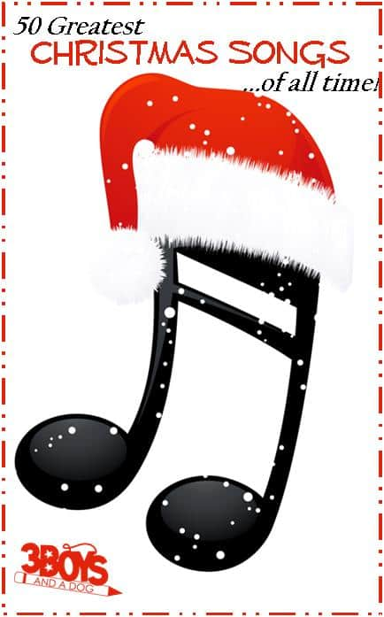 Christmas Songs List