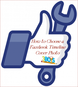 Blogging Basics: How to Choose a Facebook Timeline Cover Photo