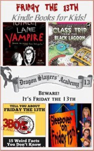 Friday The 13th Kindle Books for Kids