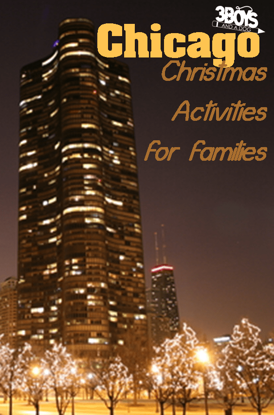 Kid Friendly Chicago Christmas