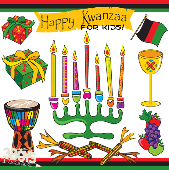 Kwanzaa for Kids - Start a new Holiday Tradition