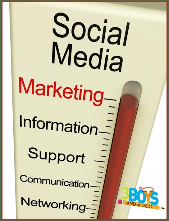 Social Media Blog Tip