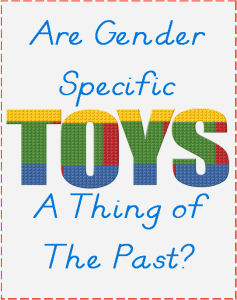 Planes, Trains and Automobiles: Toys for Girls AND Boys