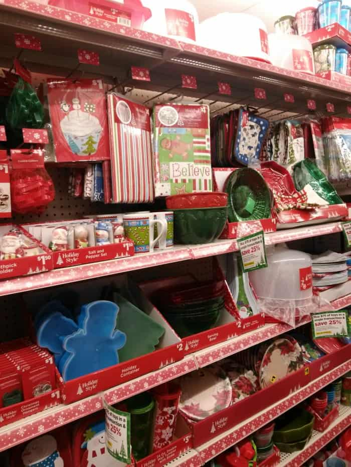 Christmas decorations dollar general ideas christmas for Christmas decoration store