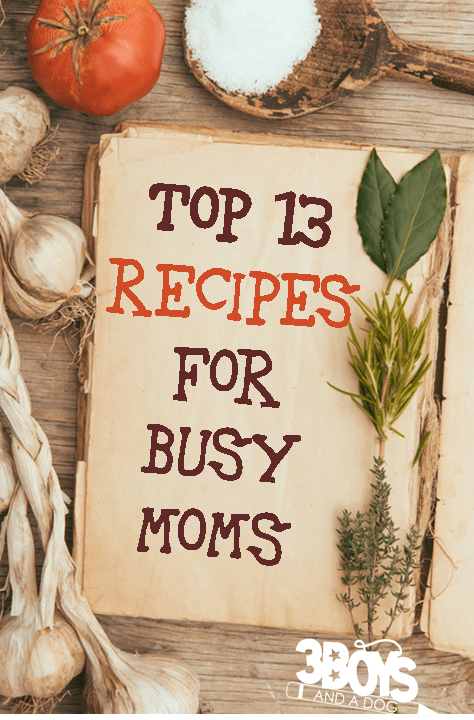 top recipes of the year!