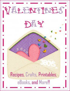 Tons of Valentine's Day Resources - from recipes to printables and everything in between!