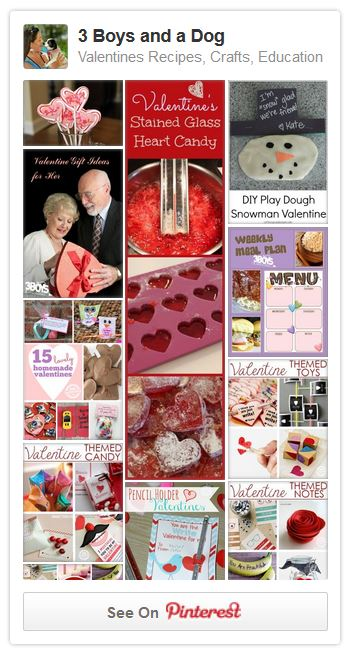 Valentines on Pinterest