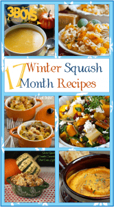 17 Winter Squash Month Recipes