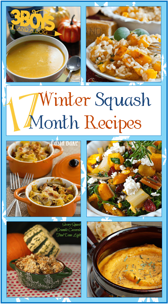 oh so yummy... and healthy squash!
