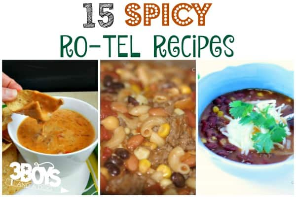 15 Spicy Rotel Recipes