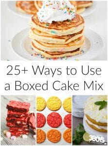 How to Make Box Cake Mix Better