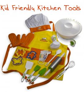 Top Kid Friendly Kitchen Tools