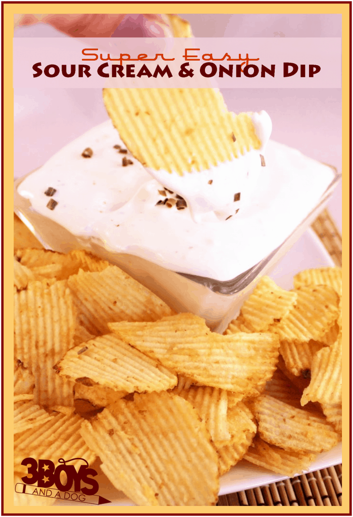 Best ever potato chip dip!