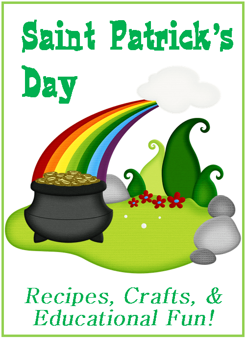 Saint Paddys Day Crafts, Recipes, DIY, and more