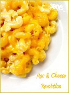 Macaroni and Cheese Recipe Revolution