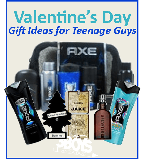 Fun ideas for those teenage fellas in our lives