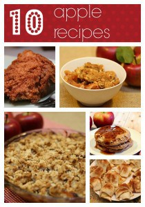 Apples to Apples Recipes for Family Game Night