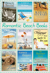 9 Books for Beach Reading (Romance Chick Lit)