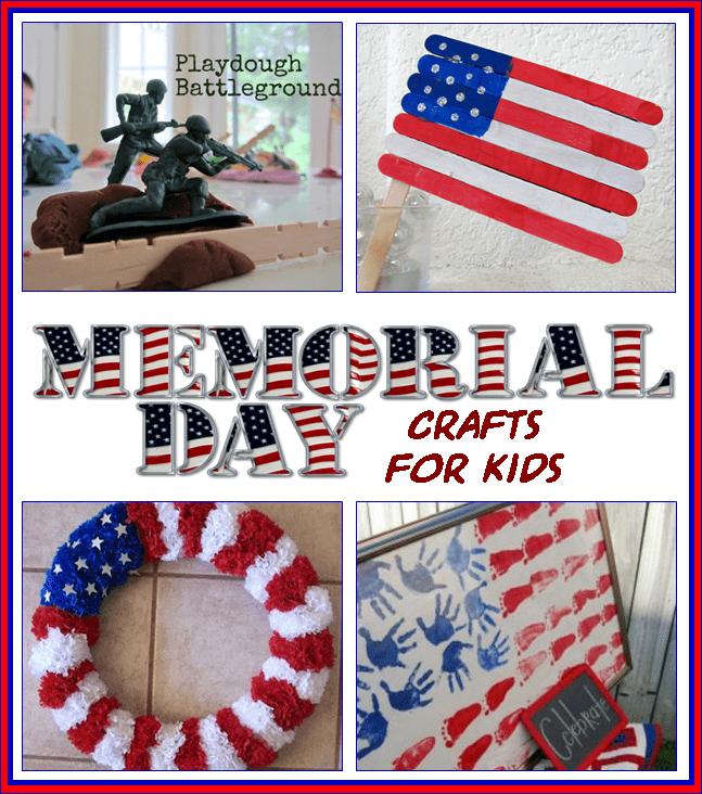 DIY craft fun for kids this Memorial Day