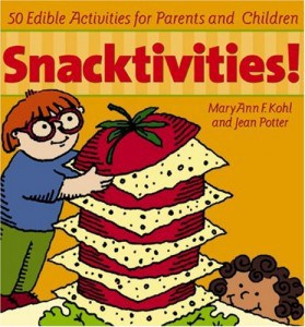 Snacktivities! Book Review (NYC)
