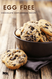 Chocolate Chips & Quinoa! Egg Free Cookies