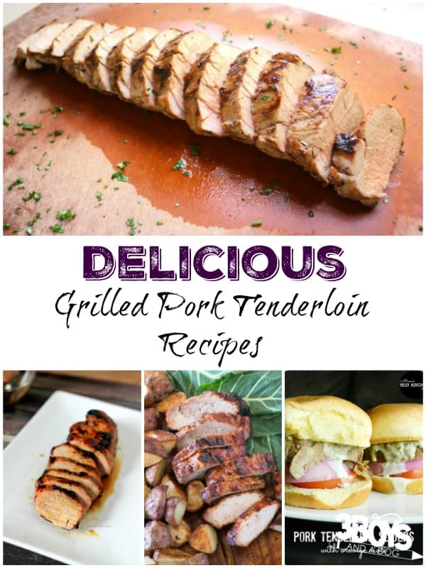Grilled Pork Tenderloin Recipes