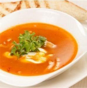 Carrot Leek Soup Recipe