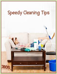 Speedy Deep Cleaning Tips