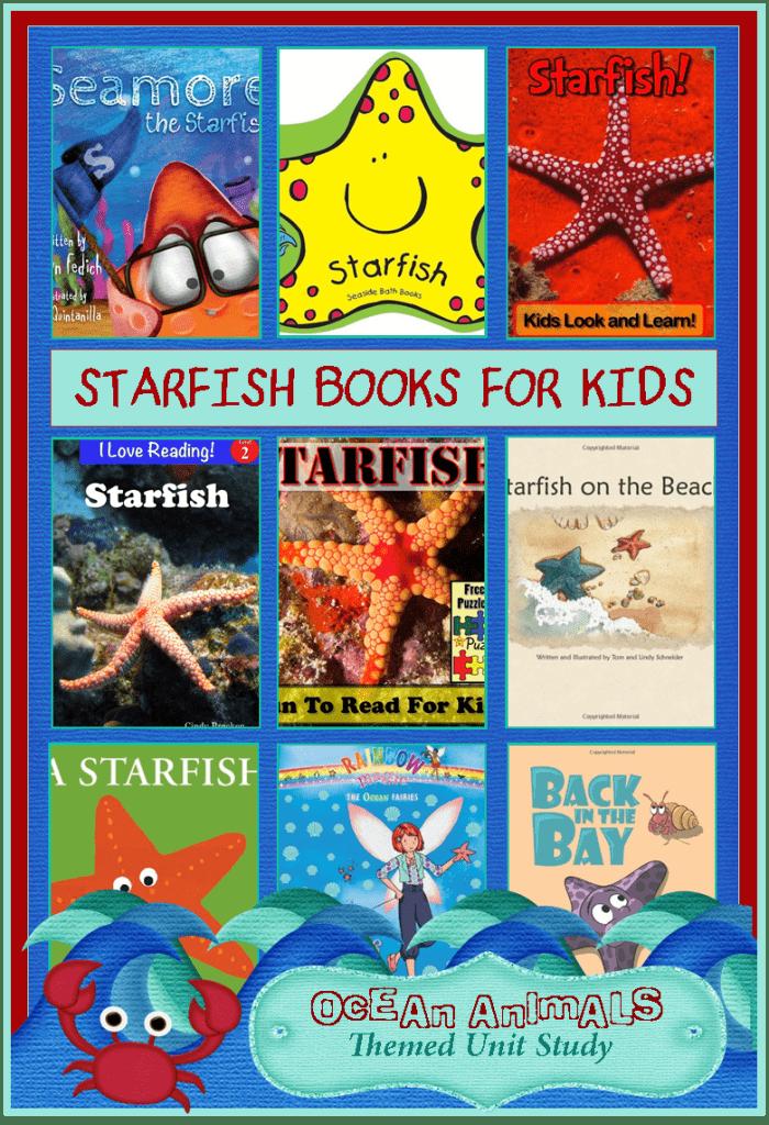 Starfish Books for Kids