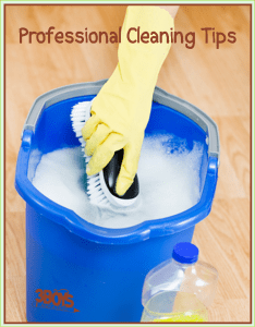 9 Cleaning Tips from the Pros