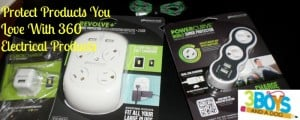 360 Electrical Back to School Prize Package Review and  Giveaway