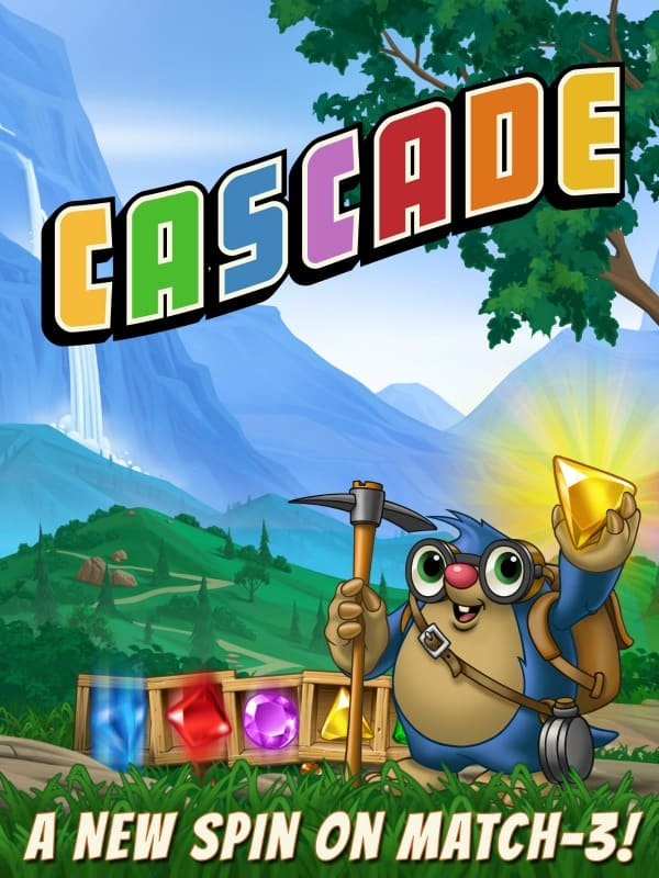 Cascade iPad