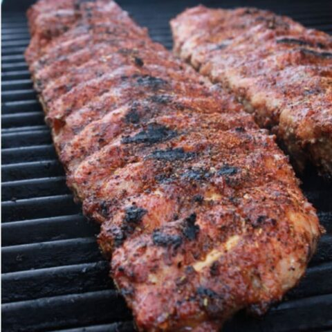 Sweet, Spicy and Smoky Dry Rub