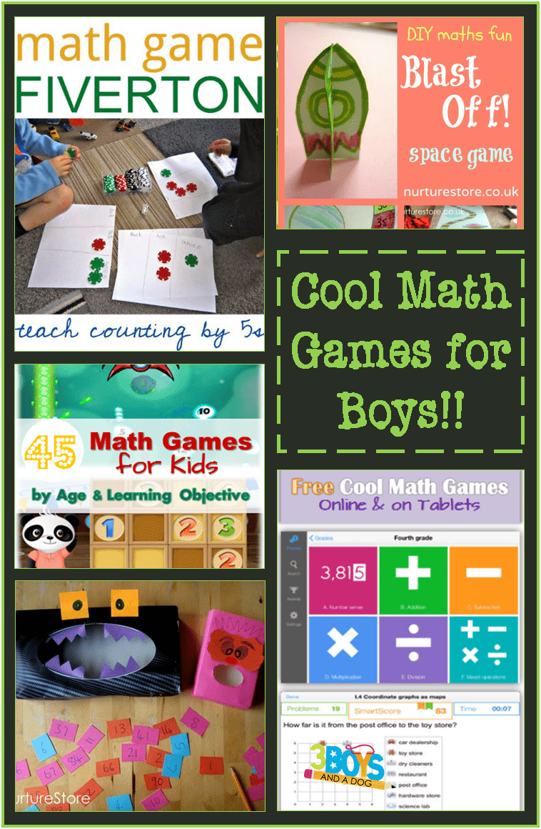 fun mathe games