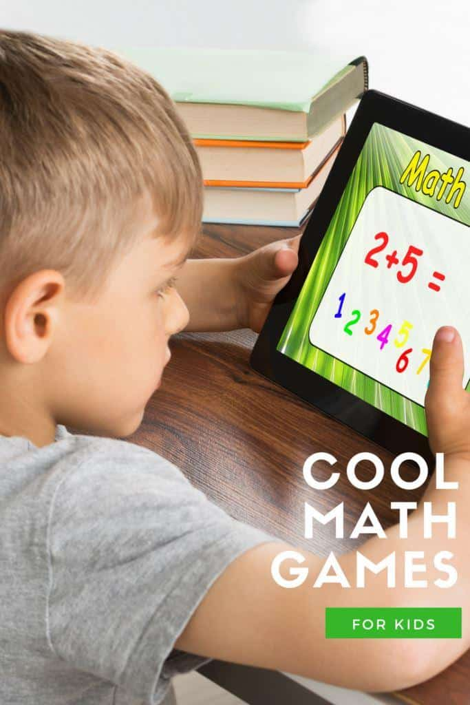 cool math games for kids (STEAM)