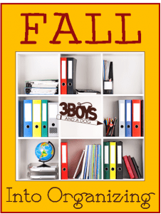 Fall into Organizing This Autumn!