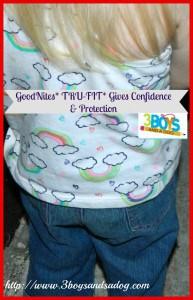 GoodNites TRU-FIT Underwear